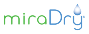 miraDry Logo transparent